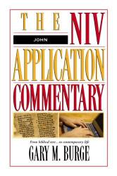 John The Niv Application Commentary