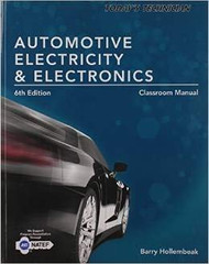 Automotive Electricity and Electronics - Shop Manual