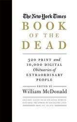 New York Times Book of the Dead
