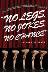 No Legs No Jokes No Chance