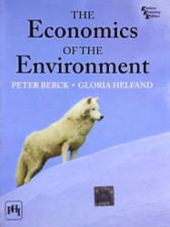 Economics Of The Environment
