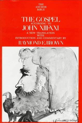 Gospel According To John XIII-Xxi