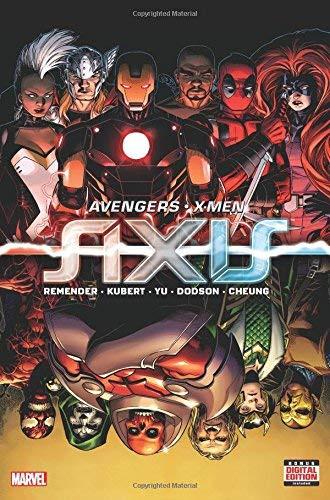 Avengers And X-Men