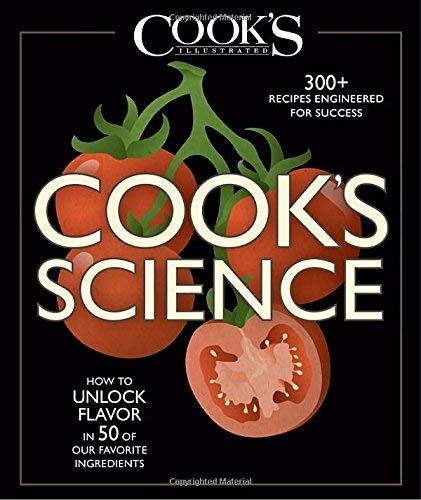 Cook's Science