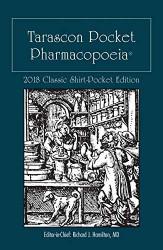 Tarascon Pocket Pharmacopoeia Classis Shirt-Pocket