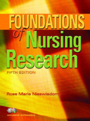 Foundations Of Nursing Research