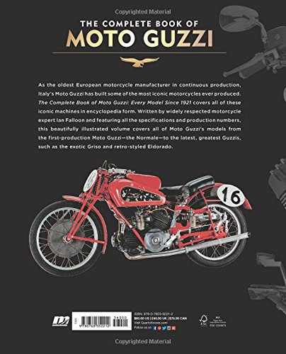 Complete Book of Moto Guzzi