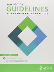 Guidelines for Perioperative Practice 2016