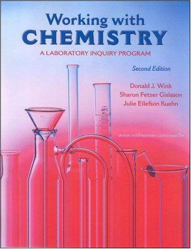 Working With Chemistry