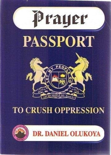Prayer Passport Bonded Leather