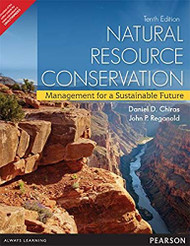 Natural Resource Conservation by Daniel Chiras