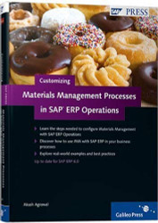 Customizing Materials Management Processes in SAP ERP Operations