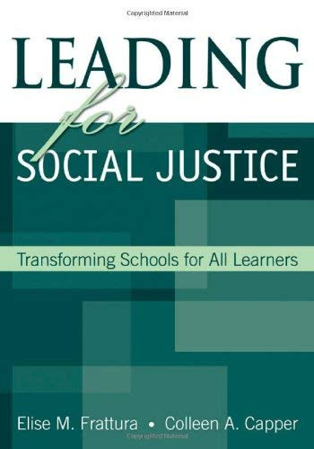 Leading For Social Justice