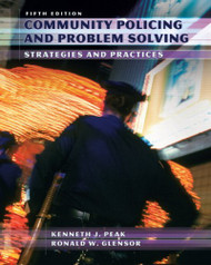 Community Policing And Problem Solving
