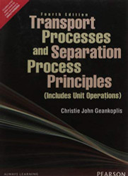 Transport Processes and Separation Process Principles