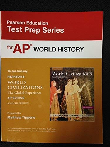 Test Prep Series For Ap World History--To Accompany