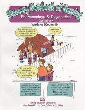 Memory Notebook Of Nursing Pharmacology & Diagnostics