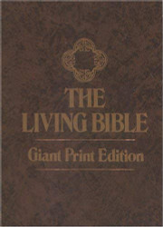 Living Bible Large Print
