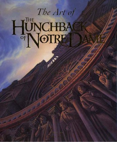 Art of The Hunchback of Notre Dame