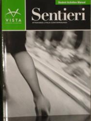 Sentieri Student Activities Manual