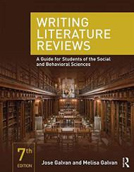 Writing Literature Reviews