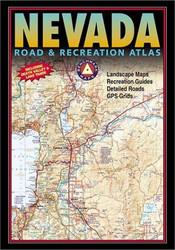 Benchmark Nevada Road And Recreation Atlas