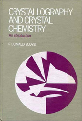 Crystallography And Crystal Chemistry