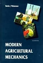 Modern Agricultural Mechanics