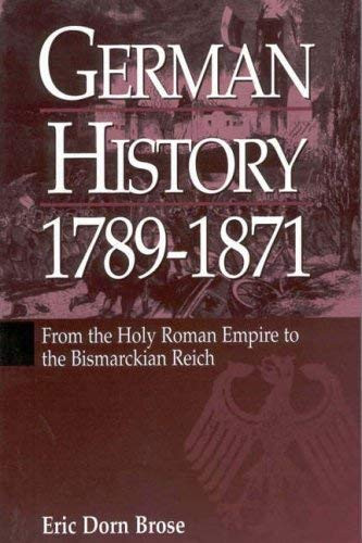 German History 1789-1871