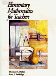 Elementary Mathematics For Teachers