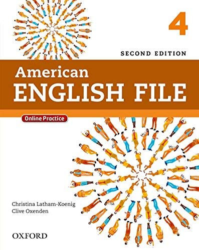 American English File 4 Student Book Pack