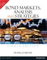 Bond Markets Analysis And Strategies