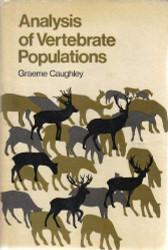 Analysis Of Vertebrate Populations