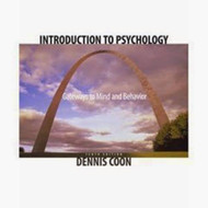 Introduction To Psychology - Instructor's
