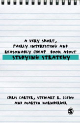 Very Short Fairly Interesting And Reasonably Cheap Book About Studying Strategy