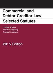 Commercial And Debtor-Creditor Law