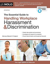 Essential Guide To Handling Workplace Harassment And Discrimination