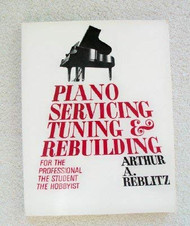Piano Servicing Tuning And Rebuilding
