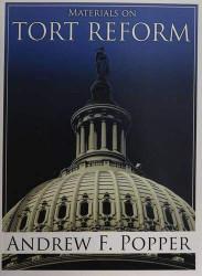 Materials On Tort Reform