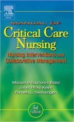 Manual Of Critical Care Nursing