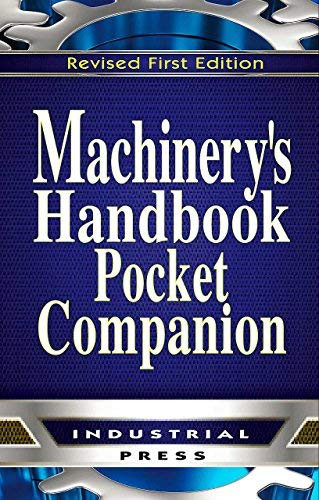 Machinery's Handbook Pocket Companion Revised