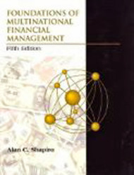 Foundations Of Multinational Financial Management