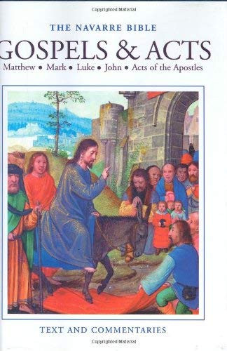 Gospels And Acts Of The Apostles [The Navarre Bible