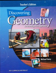Discovering Geometry Teacher's Edition