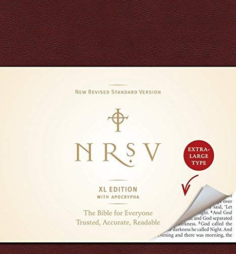 Nrsv Xl With Apocrypha