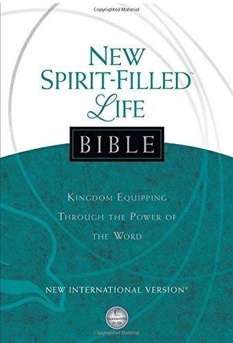 Niv New Spirit-Filled Life Bible