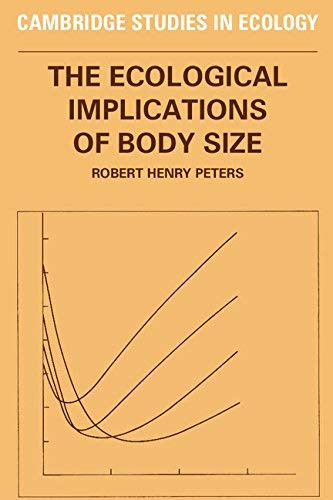 Ecological Implications Of Body Size