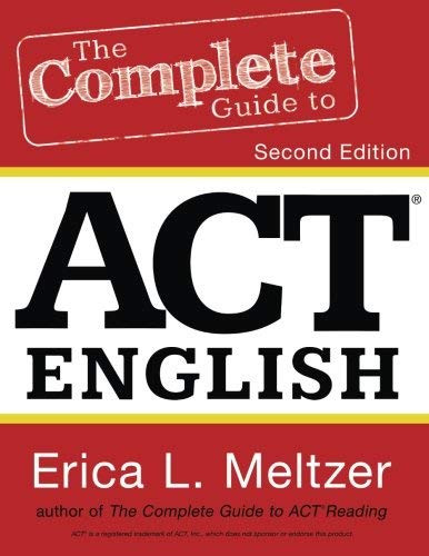 Complete Guide to ACT English