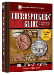 Cherrypickers' Guide To Rare Die Varieties Of United States Coins Volume 1