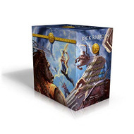 Heroes of Olympus Boxed Set